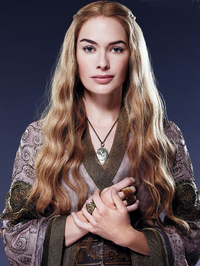 Queen of evil, Cersei Lannister